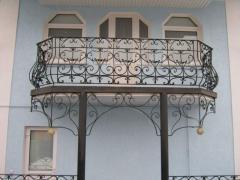 Балконные ограждения кованые Киев, Винница,