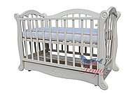 Кроватка детская Кристал Трия