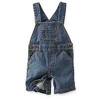 Полукомбинезон/шорты джинсовый Carters