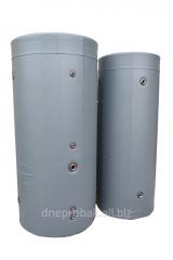 Buffer capacity of DTA-00-1000 Dneprobak in