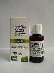 Red root (hedysarum extract)