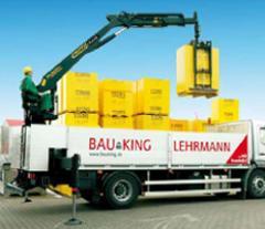 Loading Palfinger manipulators, sale of loading