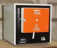 Электропечь лабораторная муфельная СНО-1,...