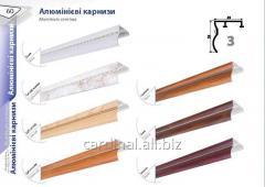 Eaves aluminum - profiles