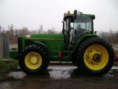 Трактор John deere 8400 б/у