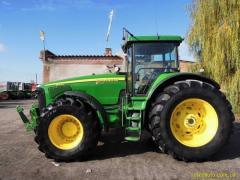 Трактор John Deere 8520 б/у