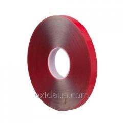Adhesive tape of bilateral peno-acrylic 75 mm x 33