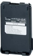 The accumulator for Icom BP-227 radio station