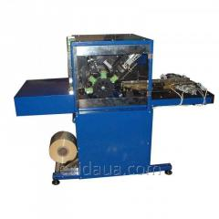 Automatic tsellofanator of joint stock company-1