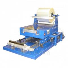 Semi-automatic tsellofanator of PAC 500