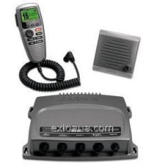 Garmin VHF 300i radio station