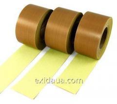 Лента тефлоновая самоклеющаяся 0,13 мм
