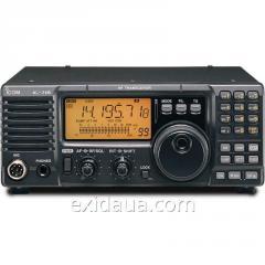 Icom IC-718 transceiver