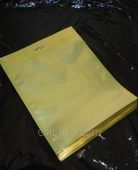 Пакеты вакуумные 120х400х100 металлизированные
