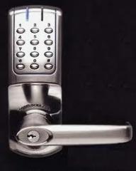Coded locks in Kiev