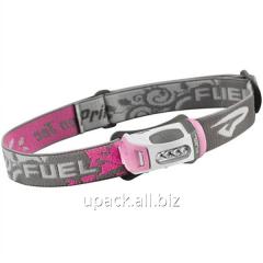 Lamp tourist nalobny Fuel pink