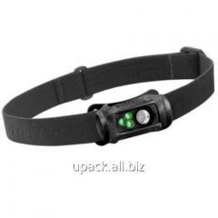 Lamp tourist nalobny Remix Pro LED black/green