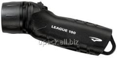 Lamp tourist manual League 100 LED black