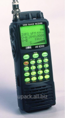 The scanning AOR-AR8200MK3 receiver
