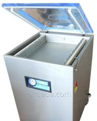 Mobile vacuum packing machine of HVC-510F/2A