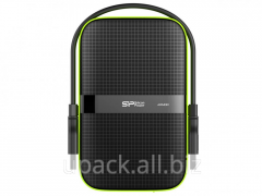 Жесткий диск SILICON POWER Armor A60 1 TB USB 3.0 Black (SP010TBPHDA60S3K) 6162634