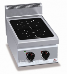 Plate infrared Bertos E7P2B/VTR