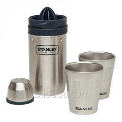Набор Stanley Adventure: шейкер 0.59 Л и 2 чашки 0.21 Л стальной_наб