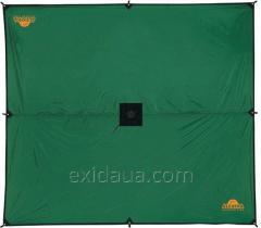 Awning of Alexika 400x320 cm (green)