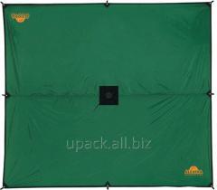 Awning of Alexika 600x500 cm (green)