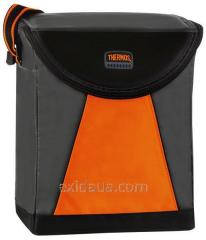 Isothermal Thermos Geo Trek bag of 12 l, orange