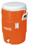 Thermally insulated container of Igloo 5 Gallon