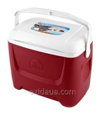 Thermally insulated container of Igloo Island