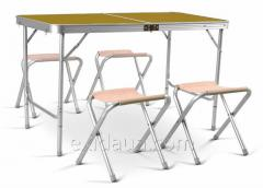 Набор мебели для пикника Time Eco, арт, TE 042 AS
