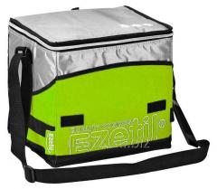 Isothermal Ezetil KS Extreme bag of 16 l lime
