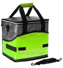 Isothermal Ezetil KS Extreme bag of 28 l lime