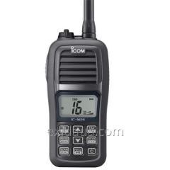 Icom IC-M24 (IPX7) radio station