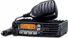 Vehicular radio set of ICOM IC-F6023