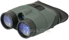 Field-glass of night vision Yukon Tracker 3x42