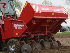 Картофелепосадочная машина GL 34 KL