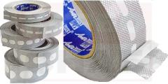 Tape of perforated (ventilating) 33 x 0,025 m from
