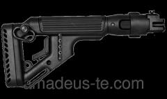 UAS AKP Приклад складной FAB для AK, чорний