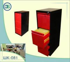 Шкаф-картотека Арт. ШК-081 для хранения документов