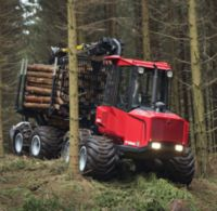 Valmet 830.3 forwarder