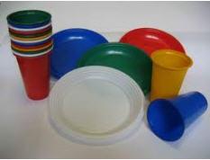 Пластиковая посуда от производителя,  опт,
