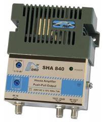 Широкополосные усилители серии SHA840