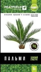 Субстрат PEATFIELD Для разновидностей пальм, 6 л