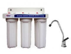 Фильтры для очистки воды Двух и трех ступенчатые