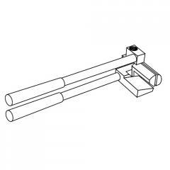 Инструмент для гибки монтажной шины 137685001