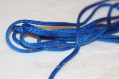 The rope is textile, 4 mm
