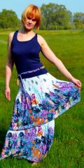 Women's sundress with the Article colors: 4